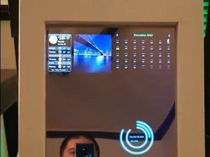 [Penerapan IoT] Smart mirror